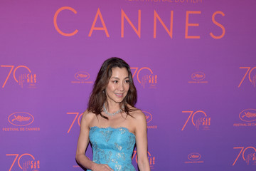 Michelle Yeoh Opening Gala Dinner Arrivals - The 70th Annual Cannes Film Festival