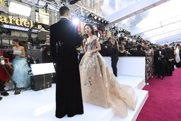 Michelle Yeoh 91st Annual Academy Awards - Red Carpet