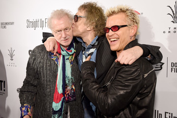 """Mick Rock """"SHOT! The Psycho Spiritual Mantra of Rock"""" Premiere at the Grove, presented by CITI"""