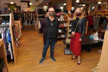 Mickey Boardman Housing Works' Annual Fashion for Action Benefit