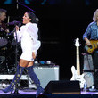 Mickey Guyton ACM Party For A Cause - Show