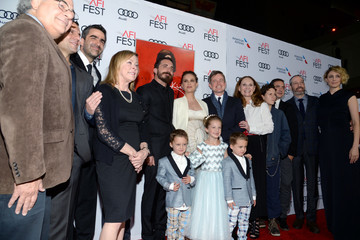 Mickey Liddell Audi Celebrates 'Jackie' at AFI Fest 2016 Presented by Audi