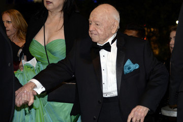 Mickey Rooney Stars at the Governors Ball in LA