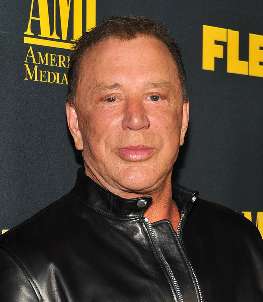 Mickey Rourke earned a  million dollar salary - leaving the net worth at 10 million in 2018
