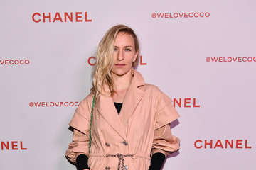 Mickey Sumner Chanel Party to Celebrate the Chanel Beauty House and @WELOVECOCO