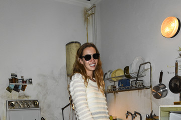 Micol Sabbadini Bally Women's Spring Summer 2018 Press Presentation