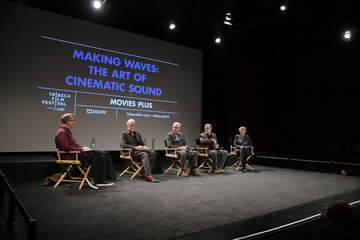 Midge Costin Making Waves: The Art Of Cinematic Sound - 2019 Tribeca Film Festival