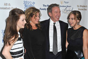 Actors Kaitlyn Dever, Nancy Travis, Tim Allen and Amanda Fuller arrive at the Midnight Mission Golden Heart Awards 2013 at the Beverly Wilshire Four Seasons Hotel on May 6, 2013 in Beverly Hills, California.