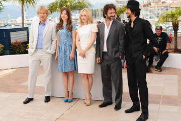 Owen Wilson Michael Sheen Midnight In Paris Photocall - 64th Annual Cannes Film Festival