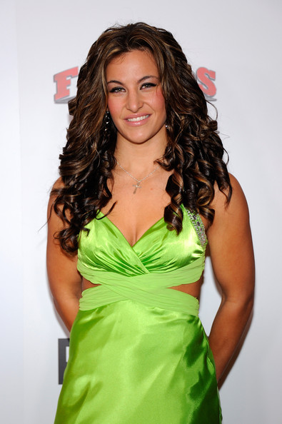 Brittney Palmer Dating Donald Cerrone Miesha Tate Pictures -...
