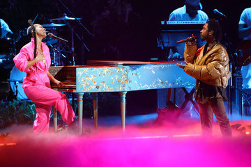 Miguel 20th Annual Latin GRAMMY Awards - Show