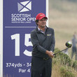 Miguel Angel Martin Scottish Senior Open Hosted By Paul Lawrie - Day One