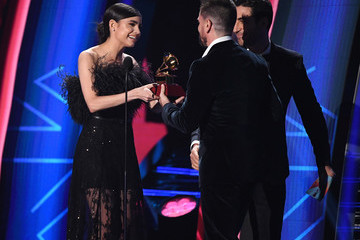 Miguel Angel Silvestre The 18th Annual Latin Grammy Awards - Show