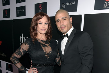 Miguel Cotto Rihanna and the Clara Lionel Foundation Host 2nd Annual Diamond Ball - Inside