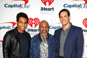 Miguel Leon Tyson 2019 iHeartRadio Podcast Awards Presented By Capital One – Red Carpet