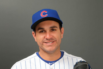 Miguel Montero Chicago Cubs Photo Day