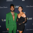 """Miguel Pre-GRAMMY Gala and GRAMMY Salute to Industry Icons Honoring Sean """"Diddy"""" Combs - Arrivals"""