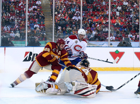 NHL Heritage Classic - Montreal Canadiens v Calgary Flames []