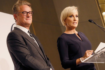 Mika Brzezinski Daily Front Row's Fashion Media Awards - Inside