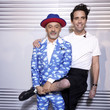 Mika Jean-Paul Gaultier - 50th Birthday Cocktail And Party - Photocall