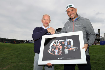 Mikael Eriksson Nordea Masters - Day One