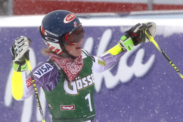 Mikaela Shiffrin Audi FIS Alpine Ski World Cup - Women's Giant Slalom
