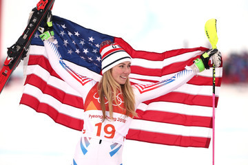 Mikaela Shiffrin Alpine Skiing - Winter Olympics Day 13