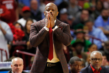 Mike Anderson NCAA Basketball Tournament - First Round - Greenville