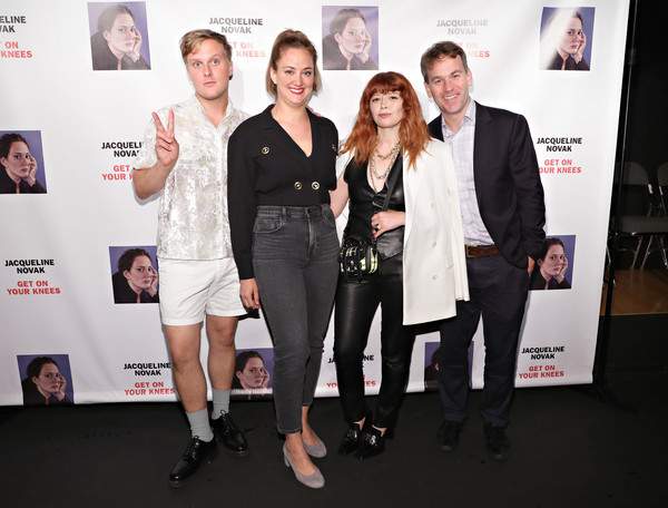'Jacqueline Novak: Get On Your Knees' Opening Night