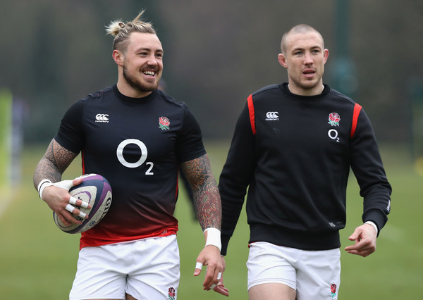 Mike Brown and Jack Nowell Photos - 1 of 26