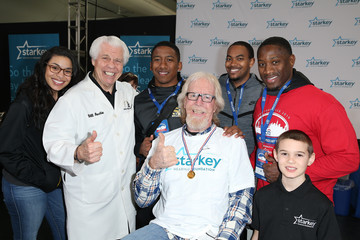 Mike Collins Celebrity Hearing Mission with Starkey Hearing Foundation - Super Bowl Weekend 2016