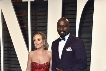 Mike Colter 2017 Vanity Fair Oscar Party Hosted By Graydon Carter - Arrivals