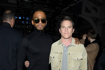 Mike Doyle Todd Snyder - Front Row - February 2018 - New York Fashion Week: Mens'
