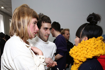 Mike Eckhart Eckhaus Latta - Front Row - MADE Fashion Week Fall 2015
