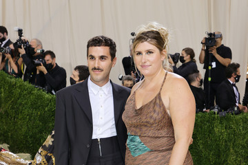 Mike Eckhaus Zoe Latta The 2021 Met Gala Celebrating In America: A Lexicon Of Fashion - Arrivals