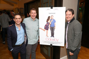 Mike Falbo Premiere Event For The Film 'Ode To Joy' In West Hollywood