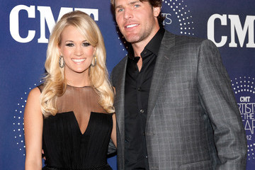 """Mike Fisher Carrie Underwood CMT """"Artists Of The Year"""" Award - Arrivals"""