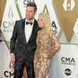 Mike Fisher The 53rd Annual CMA Awards - Arrivals
