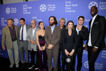 Mike Francesa 57th New York Film Festival - 'Uncut Gems' - Arrivals