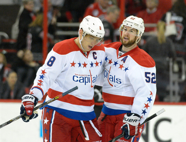 Washington Capitals v Carolina Hurricanes []