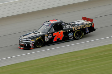 Mike Harmon Chicagoland Speedway - Day 1