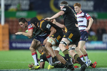 Mike Harris Super Rugby Rd 13 - Chiefs v Rebels