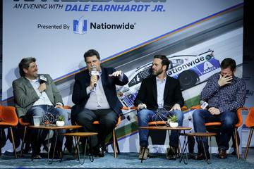 Mike Helton Appreci88ion - An Evening With Dale Earnhardt Jr Presented by Nationwide