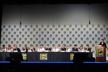 Mike Henry The Seth MacFarlane Animation Block at Comic-Con International 2015