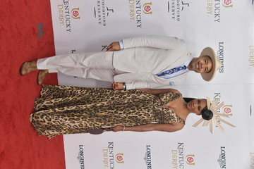 Mike Hill Kentucky Derby 145 - Red Carpet