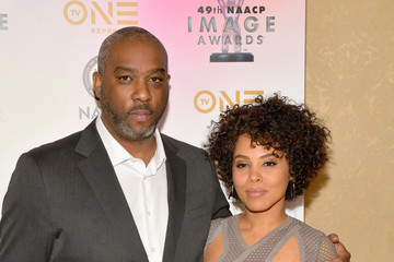 Mike Jackson 49th NAACP Image Awards Nominees' Luncheon - Arrivals