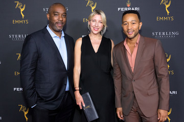 Mike Jackson Television Academy Honors Emmy Nominated Producers - Arrivals