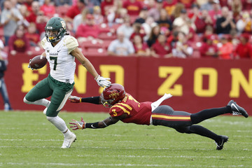 Mike Johnson Baylor v Iowa State