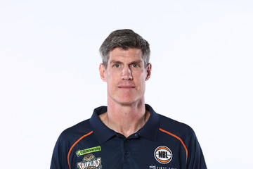 Mike Kelly 2018/19 NBL Official Media Day