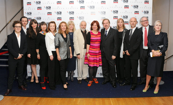 'Mr. Turner' Premieres in London